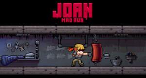 Joan Mad Run: neues Endless-Run'n'Gun rennt und ballert endlich durch den AppStore