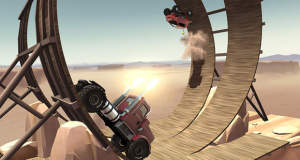MMX Hill Climb: neuer Trial-Racer mit Monster Trucks von Hutch Games