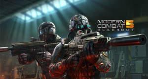 """Update für """"Modern Combat 5: Blackout"""": individuelle Lobbys, neue Map und Rüstungen"""