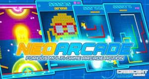 """Spiele-Sammlung """"NeoArcade"""" erstmals reduziert & mit neuer Control-App"""