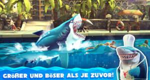 "Neue iOS Spiele: ""Hungry Shark World"", ""INKS."", ""Olympus Rising"", ""My Koi"" uvm."