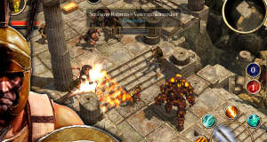 "Neue iOS Spiele: ""Titan Quest"", ""GodFinger 2"", ""Mr. Crab 2"", ""Rush Rally 2"", ""Pinball Breaker Forever"" uvm."
