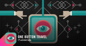 "Grandioses Text-Adventure ""One Button Travel"" erstmals reduziert"