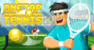 One Tap Tennis: langweiliges Tennis mit simpler Steuerung von Chillingo