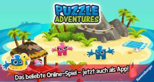 """Erfolgreiches Facebook-Spiel """"Puzzle Adventures"""" von Ravensburger neu für iOS"""
