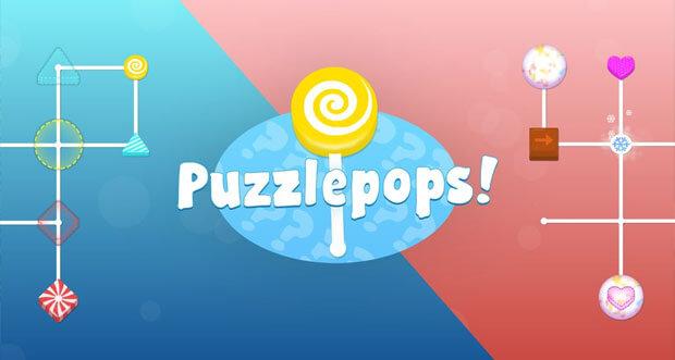 """""""Puzzlepops!"""" ist ein zuckersüßes Premium-Puzzle für iPhone & iPad"""