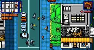 Retro City Rampage DX: Retro-GTA-Klon einen Euro günstiger laden