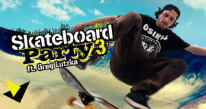 Skateboard Party 3 ft. Greg Lutzka: gelungene Skateboard-Simulation für iOS