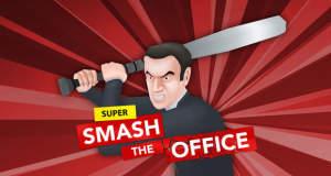 Smashy Office – Endlose Zerstörung: für alle, die heute im Büro sitzen…