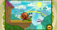 snail bob 2 ios puzzle platformer kostenlos dank werbefinanzierung