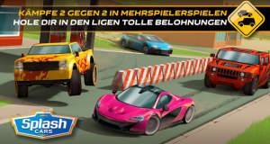 Splash Cars: umfangreiches Update fügt neuen Mehrspieler-Modus hinzu
