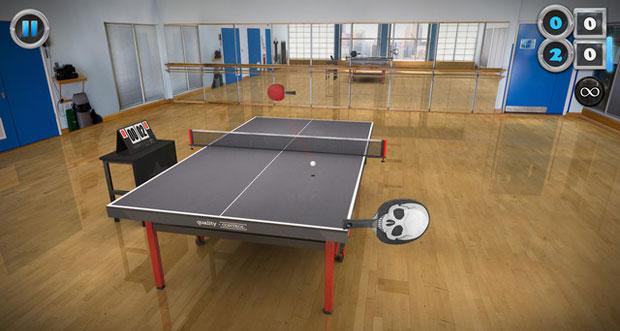 """""""Table Tennis Touch"""" spricht jetzt deutsch"""