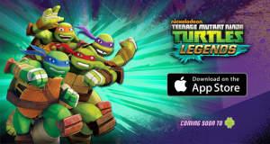 Teenage Mutant Ninja Turtles Legends: neues Strategie-RPG mit den Turtles