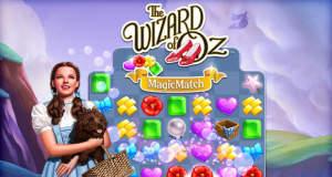 """""""The Wizard of Oz: Magic Match"""" ist ein neues Match-3-Puzzle von Zynga"""