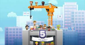 """""""Tiny Tower"""" erhält umfangreiches Update zum 5-jährigen Jubiläum"""