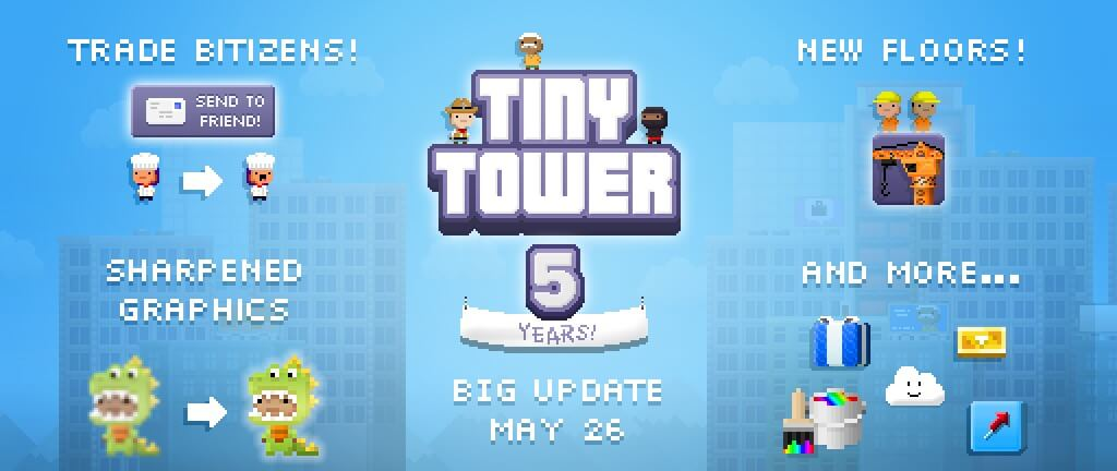 Tiny Tower iOS