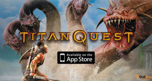 Titan Quest: legendäres Hack'n'Slay Action-RPG neu für iOS