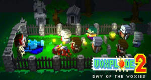 Voxplode! 2: neuer Arcade-Shooter im Minecraft-Klötzchen-Look