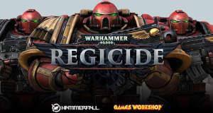 """""""Warhammer 40000: Regicide"""" neu für iOS: brutales Schach im Warhammer-Universum"""