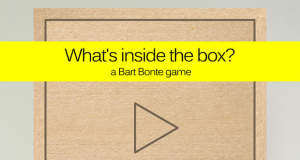 What's inside the box? Finde es heraus!