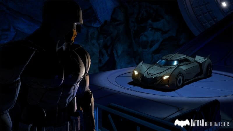 Batman - The Telltale Series iPhone iPad