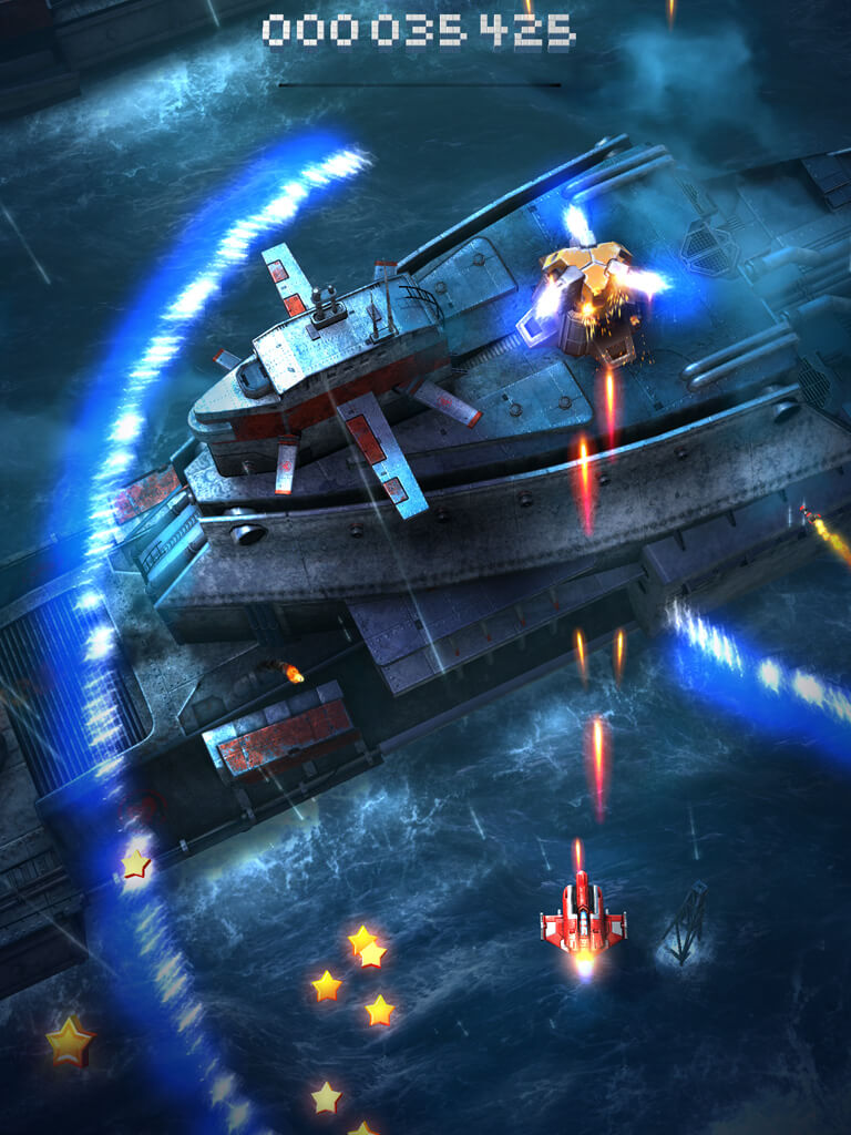 Sky Force Reloaded iOS