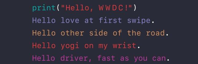 WWDC 2016 iOS