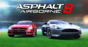 """Großes Update für """"Asphalt 8: Airborne"""": Mercedes-AMG GT3 und mehr"""
