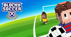 Blocky Soccer: neuer Fußball-Runner als Gratis-Download
