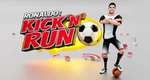 """Cristiano Ronaldo: Kick'n'Run"" neu im AppStore: Endless-Runner mit CR7"