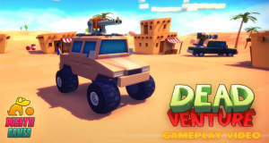 "Trucks vs. Zombies: Dogbyte Games kündigt neues Spiel ""Dead Ventures"" an"