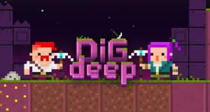 Dig Deep: neues Mining-Game von Noodlecake