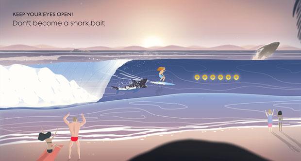 """Endloser Surf-Trip """"Go Surf"""" erstmals reduzierter"""