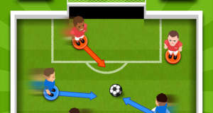 Goal Finger: neues Fußball-Multiplayer-Game als Gratis-Download