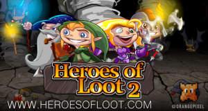 Heroes of Loot 2: in diesem neuen Dungeon Crawler tappt ihr wortwörtlich im Dunkeln