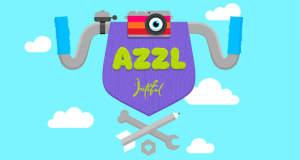 """Cartoon-Puzzle """"AZZL"""" zum ersten Mal kostenlos laden"""