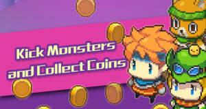Monster Kick: neues Highscore-Game von Appsolute Games wird von Apple empfohlen