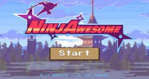 NinjAwesome: neuer Retro-Plattformer macht Spaß