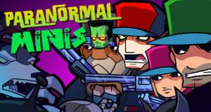 Paranormal Minis: Zombie-Shooter von Ravenous Games ist im AppStore erschienen
