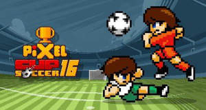 Pixel Cup Soccer 16: spaßiges Arcade-Fußballspiel für alle Retro-Fans