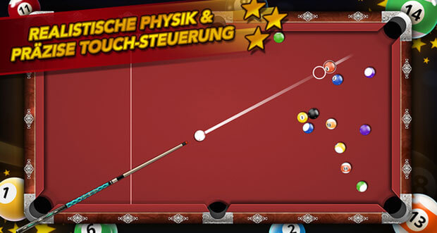 game online billiard gratis