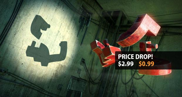 """Schattenpuzzle """"Shadowmatic"""" mal wieder für 0,99€ im Angebot"""
