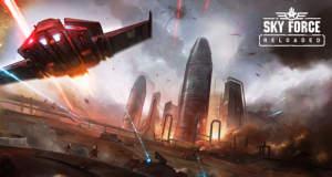 Sky Force Reloaded: grafisch grandioses Shoot'em Up als Gratis-Download