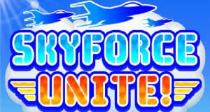 """Kairosoft hebt mit """"Skyforce Unite!"""" im AppStore ab"""