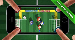 "Soccer Sumos: neues Multiplayer-Game vom ""King of Opera""-Entwickler"