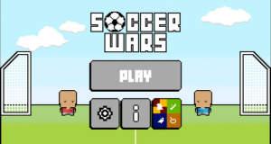 Soccer Wars: verrücktes Fußballspiel mit Luft nach oben