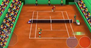 """Update für """"Tennis Champs Returns"""": Retro-Tennisspiel erhält Multiplayer-Modus und mehr"""