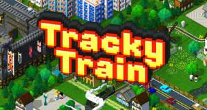 """Tuut, tuut: endloses Eisenbahnspiel """"Tracky Train"""" fährt in den AppStore ein"""
