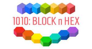 "Gratis-Download ""1010: BLOCK n HEX"": neues Puzzle, altes Spielprinzip"