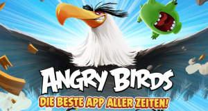Angry Birds: iOS-Klassiker kostenlos laden & mit neuem Liga-Update